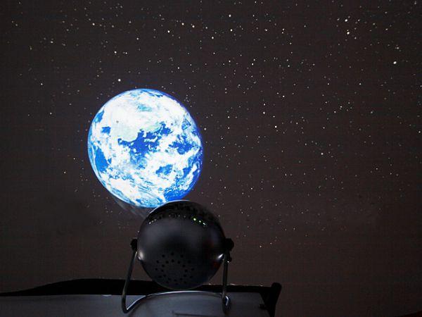 Проектор звездного неба своими руками