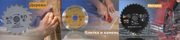 Роторайзер - универсальная пила rotorazer saw - диски в комплекте