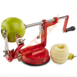 Яблокочистка Apple Peeler corer slicer  (Яблокорезка)