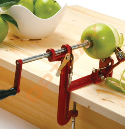 Яблокорезка Apple Peeler Slicer на струбцине (Яблокочистка)