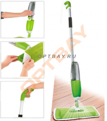 Швабра с распылителем Spray mop Deluxe